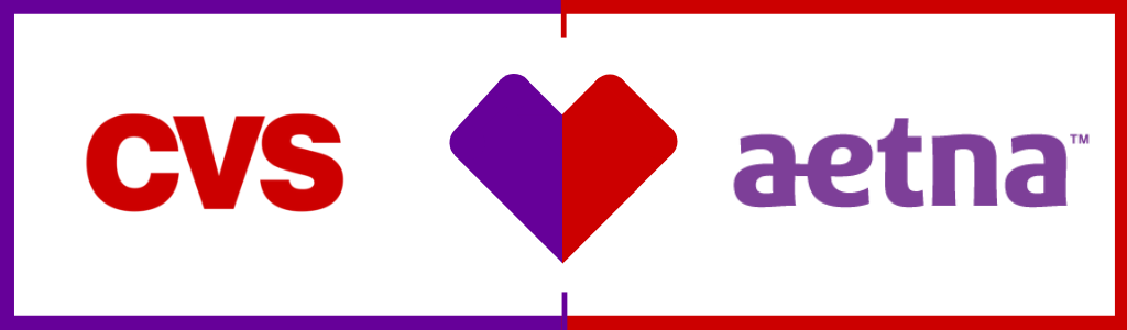 CVS and Aetna combined logo